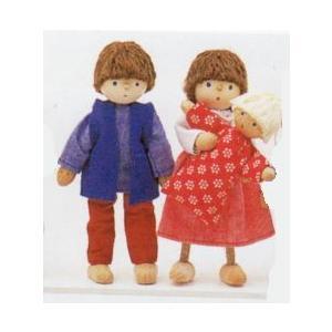 自在人形たち お父さん・お母さん cassiopeia