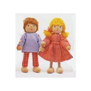 自在人形たち 男の子・女の子 cassiopeia