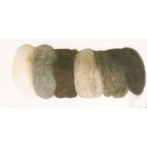メルヘンウール ナチュラルトーンセット 5色 50g|cassiopeia