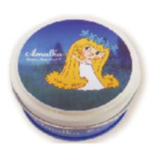 アマールカ ● ラウンド缶 ブルー |cast-shop