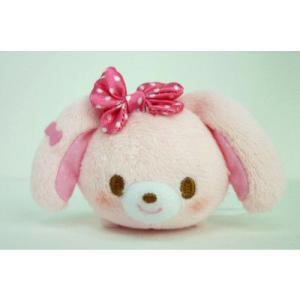 ぼんぼんりぼん ● ミニお手玉 りぼん ピンクねそべり |cast-shop