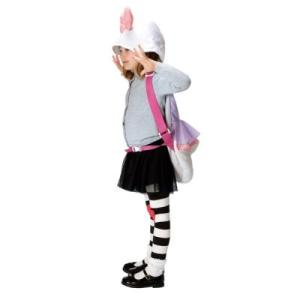 Disneyデイジーダック   ディズニーコスチューム なりきりおしりバッグ★キャラクターコスチュー...