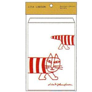 リサ・ラーソン  紙袋M ホワイト [132280] cast-shop