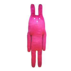 ラッピング不可 クラフトホリック ●  抱き枕 XL DK.PINK RAB [675320] cast-shop