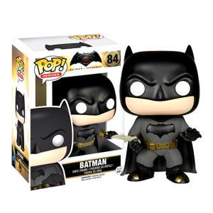 DCコミックス ●  POP!ファンココレクション ミニフィギュア バットマン ★バットマン vs スーパーマン ジャスティスの誕生★[712455]|cast-shop