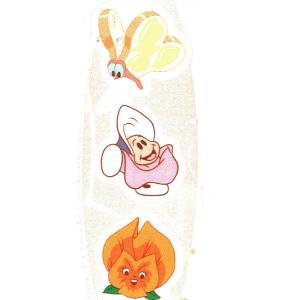 ディズニー 不思議の国のアリス  アクリル製ヘアゴムセット Aセット [371265] cast-shop