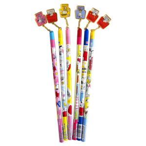 福袋・ラッピング不可 ● 3043 スヌーピー  鉛筆6本セット cast-shop