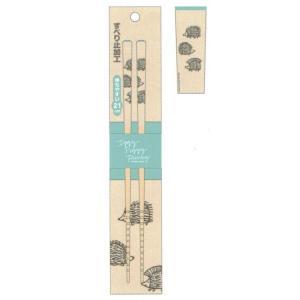 リサ・ラーソン  [ANT4]竹箸 21cm ハリネズミ [384615] cast-shop