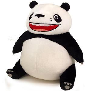 パンダコパンダ ● ぬいぐるみM パパンダ 笑い [746038]|cast-shop