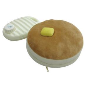 パン雑貨 ● もちもち湯たんぽ 湯たんぽ&カバーセット パンケーキ [100099]|cast-shop