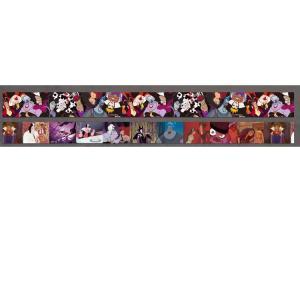 ディズニーヴィランズ ● マスキングテープセット B [398439] cast-shop