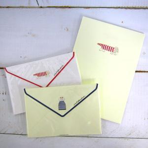 福袋・ラッピング不可 3330  リサ・ラーソン  レターパッド+対封筒セット cast-shop