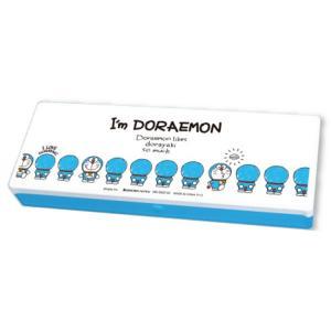 ドラえもん ● プラペンケース Aブルー ★I'm Doraemon★