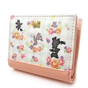 ディズニーミニー ● 二つ折り財布[172058]|cast-shop