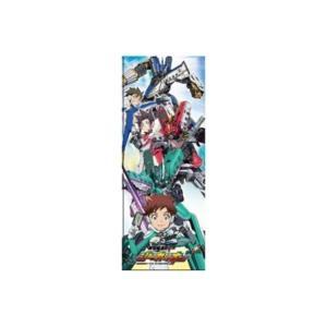 新幹線変形ロボシンカリオン   フェイスタオル キャラクター 408117