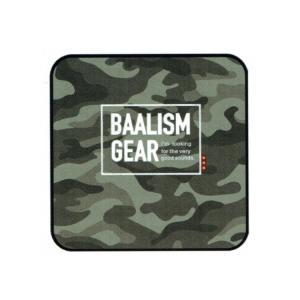 〔Boys☆雑貨〕 かっこいいBAALISM GEARのロゴが入ったミニタオルが登場☆彡みんなの目を...