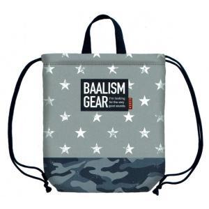 【宅配便での配送になります】 〔Boys☆雑貨〕 かっこいいBAALISM GEARのロゴが入った体...