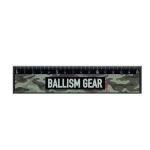 〔Boys☆文具〕 かっこいいBAALISM GEARのロゴが入った15cm定規が登場☆彡みんなの目...