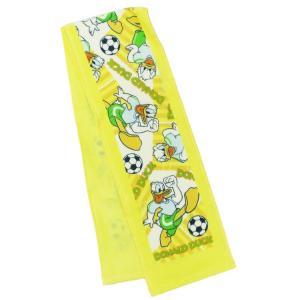 〔Disney☆Donald Duck〕  みんな大好きディズニーキャラクターからマフラータオルが登...