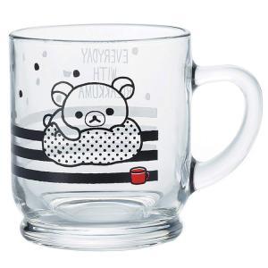 リラックマ マグカップ モノクロ ライン [018113]