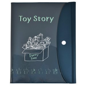 ディズニートイストーリー B6手帳カバー [780298]