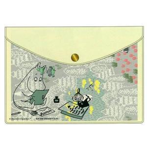 〔Moomin☆ムーミン谷☆ミィ☆スナフキン〕 みんなから愛されているムーミンからケース付きノートが...