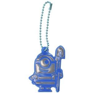 グルマンディーズ 怪盗グルーシリーズ ミニオンズ  反射マスコット 囚人スチュアート mini-47a 防犯 反射板 キャラクターの商品画像|ナビ