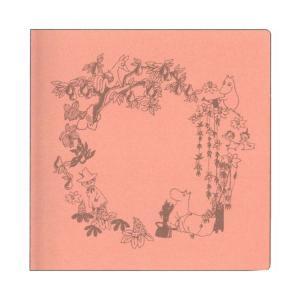 ムーミン 無線ノート ピンク ★19AW2★