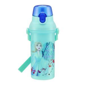 ディズニーアナと雪の女王2 PSB5SAN 食洗機対応直飲みプラワンタッチボトル480ml