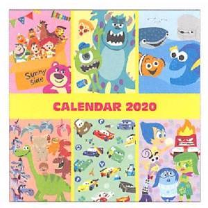 ディズニーピクサー  2020年カレンダー ウォールカレンダーL ラッピング不可