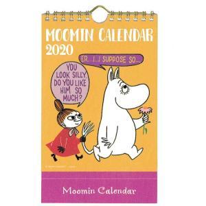 ムーミン  2020年カレンダー 原画卓上カレンダー [198811] ラッピング不可