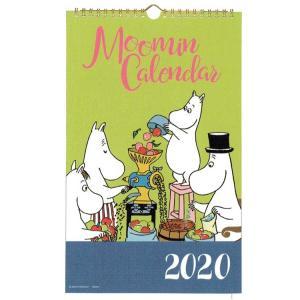 ムーミン  2020年カレンダー 原画カレンダー [198804] ラッピング不可
