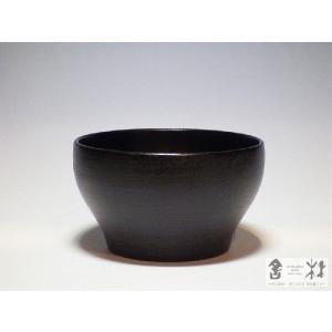 漆器 ぐい呑 大 黒 赤木明登作 (酒器 お猪口)  cast0217
