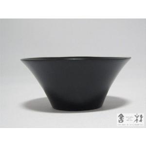 漆器 乾漆 ぐい呑みC 黒 鎌田克慈作 (酒器 デザートカップ)|cast0217|02