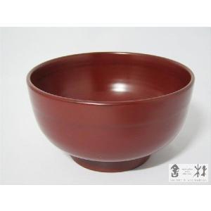 漆器 朱椀140  北原進作 |cast0217