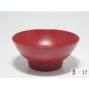 漆器 糸椀 小 3.9寸 赤 土田和茂作|cast0217
