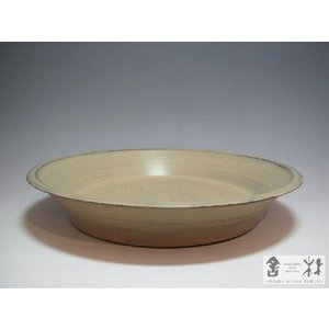 漆器 蝋石深皿 ポリッシュ 丸山智洋作 (お皿) cast0217