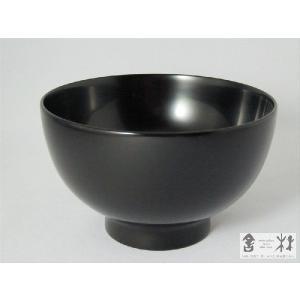 漆器 汁椀 黒 内田徹作  cast0217