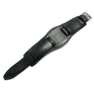 EARNEST ハンドメイド/ロングベース/栃木レザーカーフ 18mm,20mm,22mm,24mm|cast