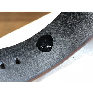 オーダーメイド時計ベルトの撥水ラバー加工(オーダーベルトとセットでのご注文のみ)|cast