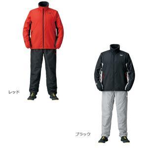 【特価】 ダイワ DI−52008 ウォームアップスーツ|casting