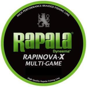 ラパラ ラピノヴァ・エックス マルチゲーム 150m 0.6号〜1.2号 RAPINOVA−X MULTI−GAME 0.6号|casting