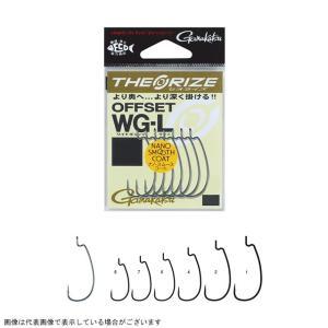 がまかつ バラ セオライズ オフセットWG−L(NSC) #8|casting