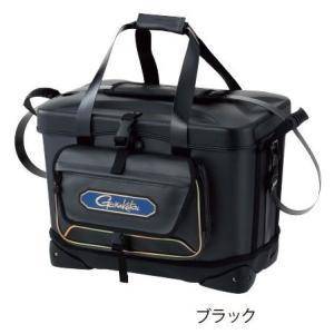 がまかつ タックルバッグ がま磯クール(チヌスペシャル) GB387 ブラック 32リットル