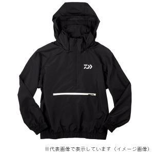 ダイワ  DJ-65009 アノラックウィンドジャケット ブラック M|casting