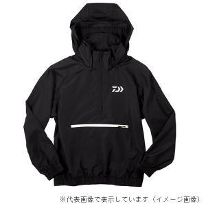 ダイワ  DJ-65009 アノラックウィンドジャケット ブラック L|casting