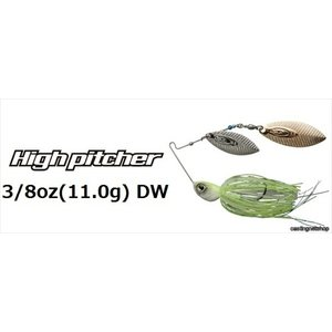 OSP ハイピッチャー 3/8oz(11g) DW HIGH PITCHER|casting