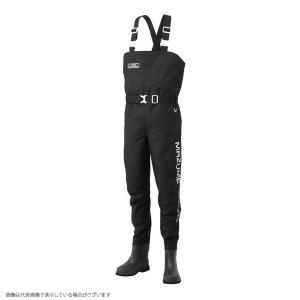 マズメ(mazume) ブーツフットゲームウェイダー ウ−マン(フェルトスパイク) ブラック SS