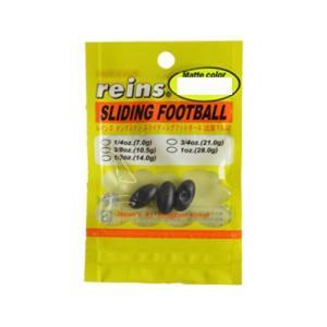 レイン スライディングフットボール 3/4oz(21.0g) ブラック