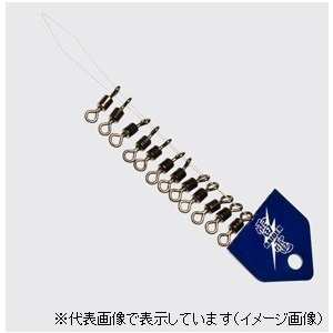 ゴールデンミーン 雷電(ライデン) ローリングスイベル 8号|casting